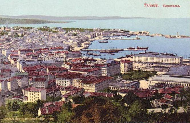 Trieste, Panorama