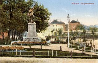 Tuchel, Kriegerdenkmal