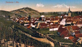 Türkheim im Elsaß