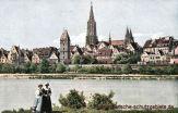 Ulm a. D., An der Donau