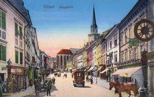Villach, Hauptplatz