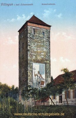 Villingen, Romeiusturm