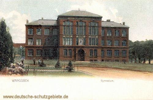 Wandsbek, Gymnasium
