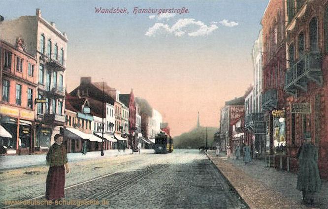 Wandsbek, Hamburgerstraße