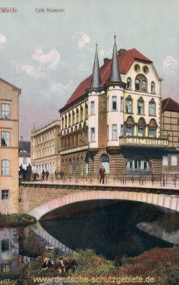Weida, Café Museum