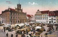 Weimar, Markt