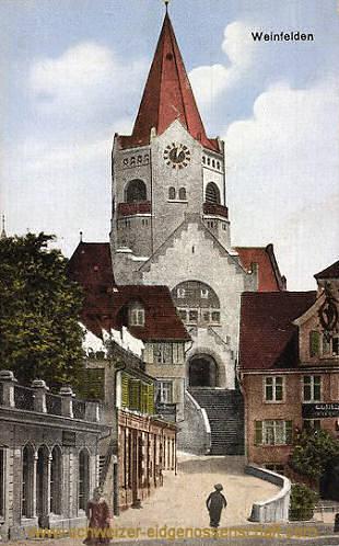 Weinfelden, Protestantische Kirche