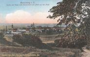 Weissenburg in Bayern, Blick auf die Stadt