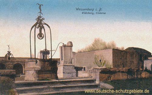 Weissenburg in Bayern, Wülzburg