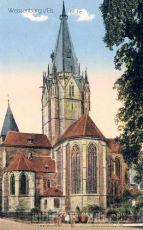 Weißenburg im Elsass, Kirche