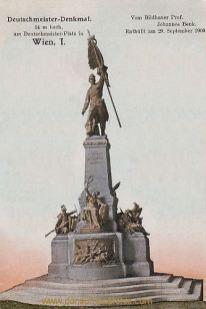 Wien I., Deutschmeister-Denkmal