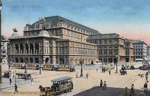 Wien, K. K. Hofoper