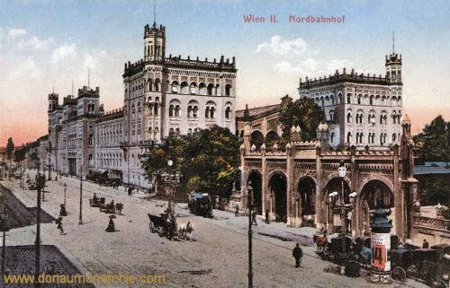 Wien II., Nordbahnhof