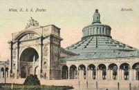 Wien II., k. k. Prater, Rotunde
