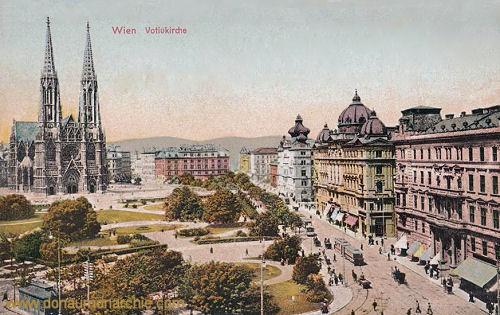 Wien, Votivkirche