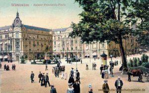 Wiesbaden, Kaiser Friedrich-Platz