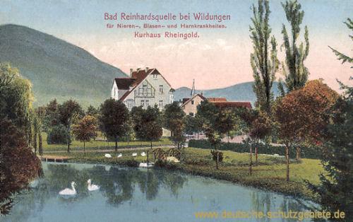 Bad Reinhardsquelle bei Wildungen