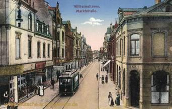 Wilhelmshaven, Marktstraße