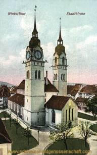 Winterthur, Stadtkirche
