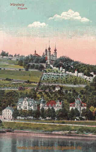 Würzburg, Käppele