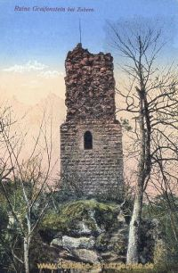 Zabern, Ruine Greifenstein