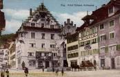 Zug, Hotel Ochsen, Kolinplatz