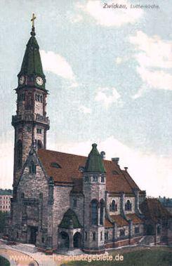 Zwickau, Lutherkirche