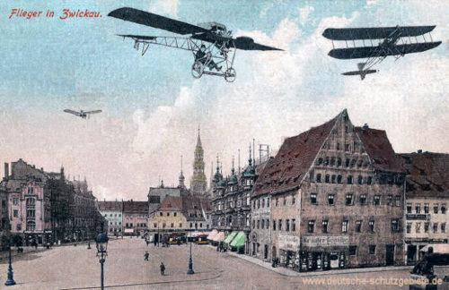 Zwickau, Markt