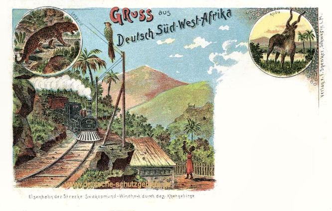 Deutsch-Süd-West-Afrika