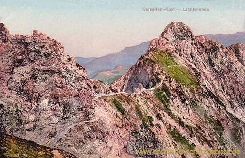 Garsellen-Kopf - Liechtenstein