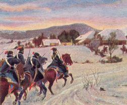 Patrouillengefecht im Jura, 1870/71