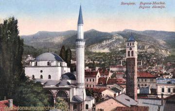 Sarajevo, Begova-Moschee
