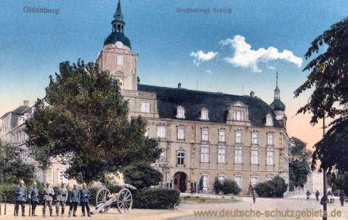 Oldenburg, Großherzogliches Schloss