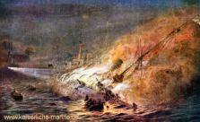 Leipzig sinking