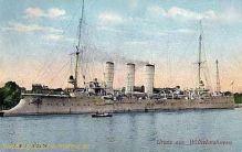 S.M.S. Lübeck, Gruß aus Wilhelmshaven