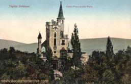 Teplitz-Schönau, Kaiser-Franz-Josefs-Warte