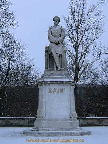 Berlin, Moltke-Denkmal, 2005