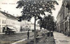 Bistritz, Holzgasse