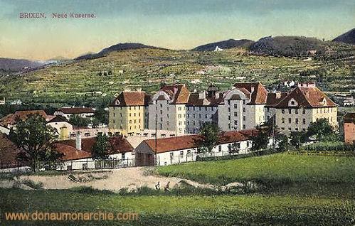 Brixen, Neue Kaserne
