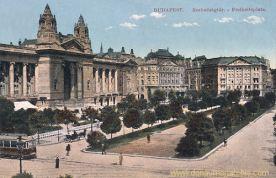 Budapest, Freiheitsplatz