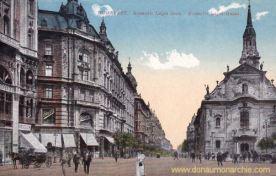 Budapest, Kossuth Lajos-Gasse