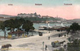 Budapest, Totalansicht