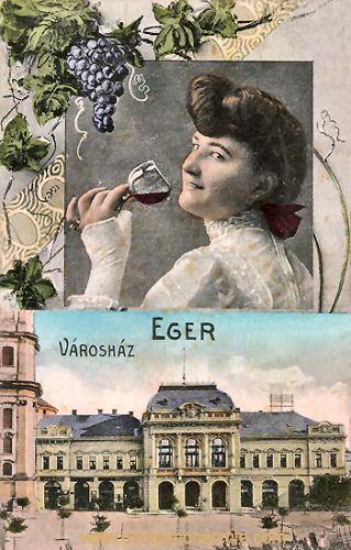 Erlau (Eger), Városház (Rathaus)