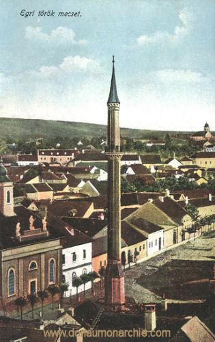 Erlau (Eger), torok mecset (Türkische Moschee)