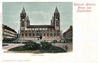 Fünfkirchen, Székes egyház (Kathedrale St. Peter und Paul)