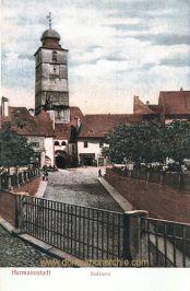 Hermannstadt (Nagyszeben - Sibiu), Ratturm