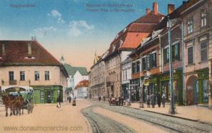 Hermannstadt (Nagyszeben - Sibiu), Sporergasse