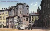 Innsbruck, Ottoburg, ältestes Haus Innsbruck's