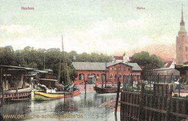 Itzehoe, Hafen