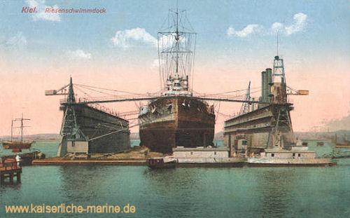 Kiel, Riesenschwimmdock